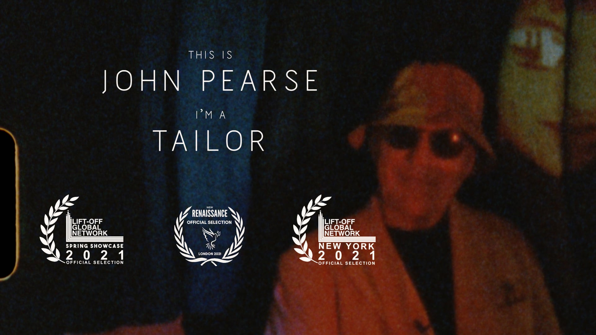 This is John Pearse, I'm a Tailor