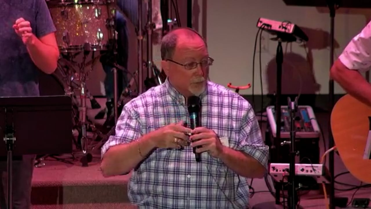 August 22, 2021 Contemporary Worship (part two)