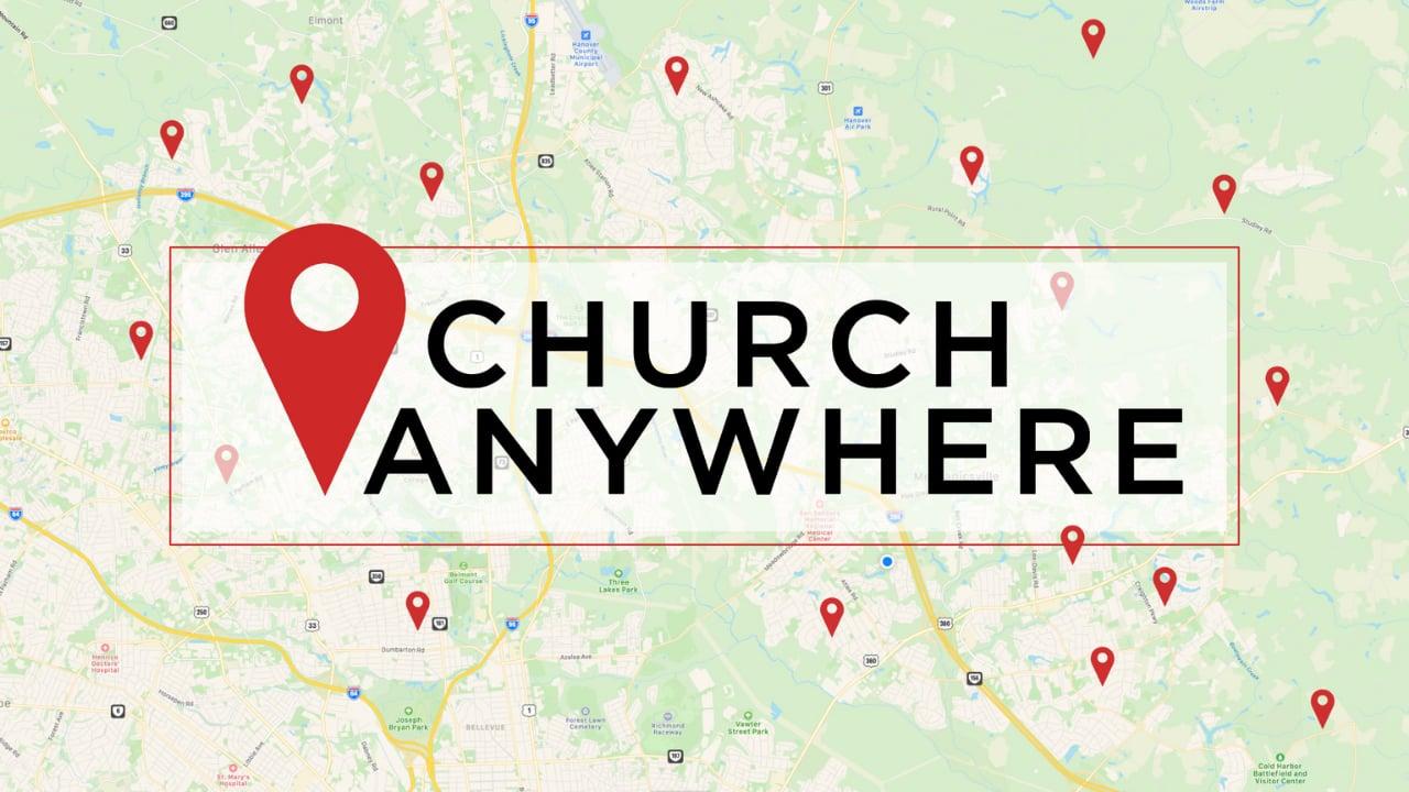 Church Anywhere Week 1