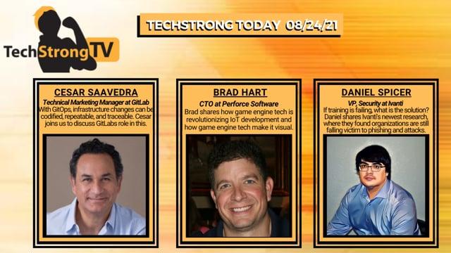 TechStrong TV - August 24, 2021