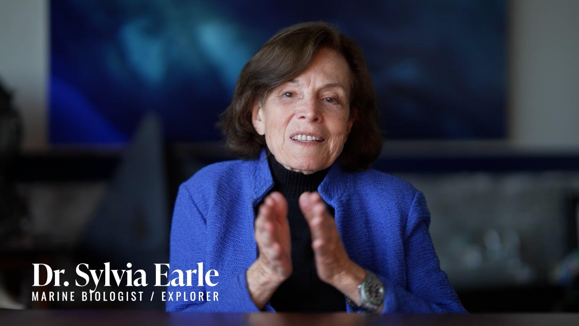Sylvia Earle Endorsement (GSCA)