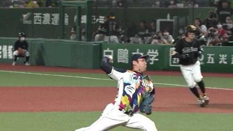 【7回表】ライオンズ・増田 1イニング無失点のナイスリリーフ!! 2021/8/24 L-H