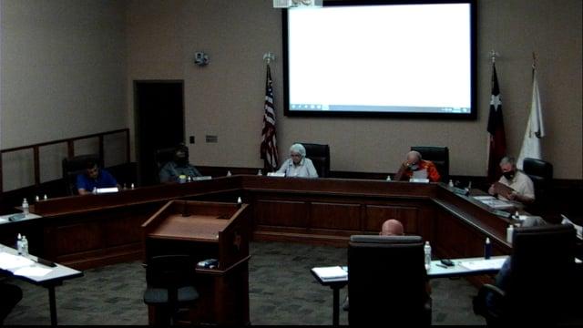 8-23-2021 Council Meeting