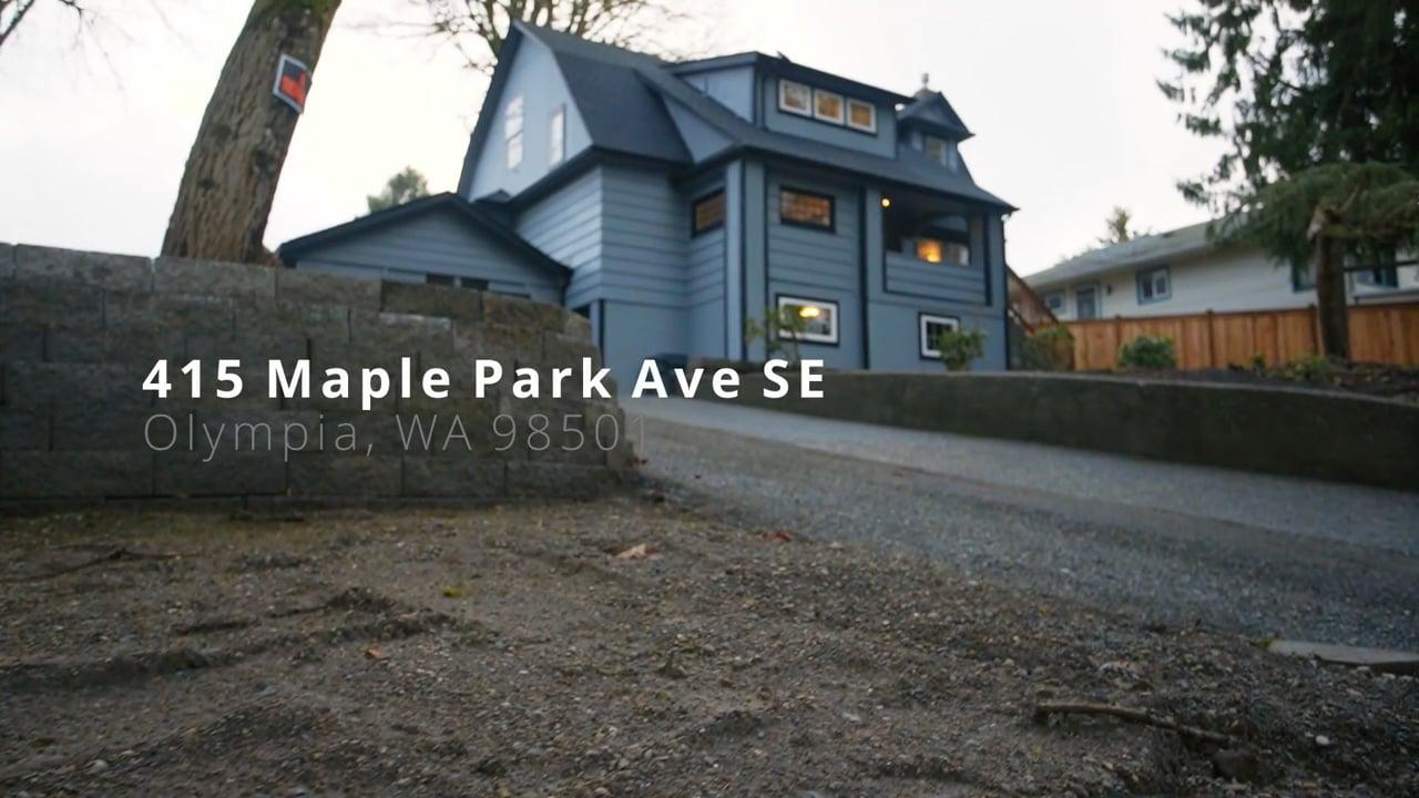 415 Maple Park Ave SE, Olympia, WA 98501.mp4