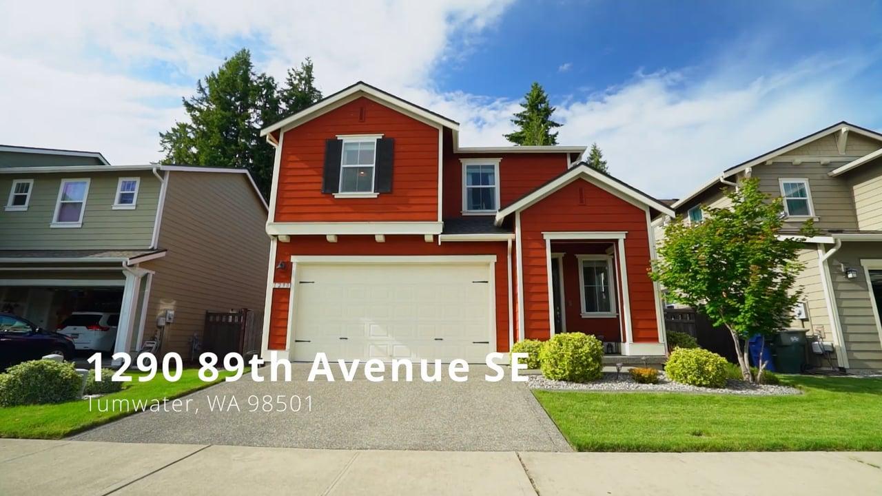 1290 89th Avenue Southeast, Tumwater, WA 98501.mp4