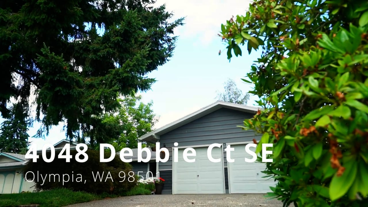 4048 Debbie Ct SE, Olympia, WA 98501.mp4
