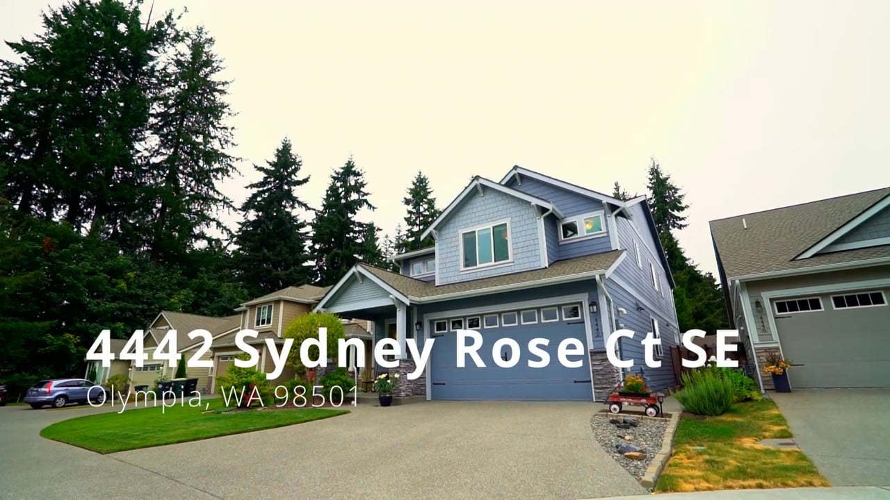 4442 Sydney Rose Ct SE, Olympia, WA 98501.mp4