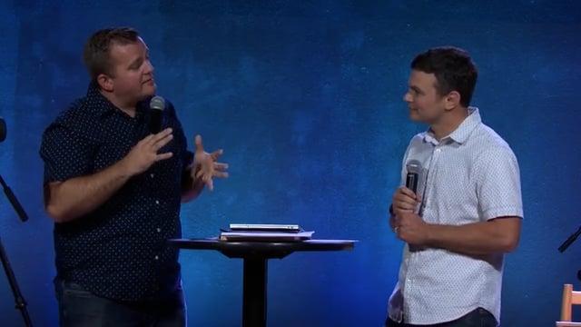 8/22/21 - The Humble Servant - Adam Monroe & Aaron McAdam