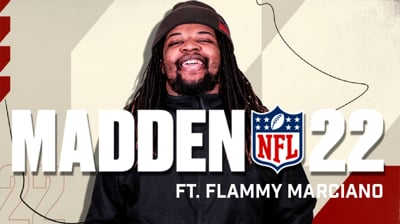 Flam's Back With More Madden 22!