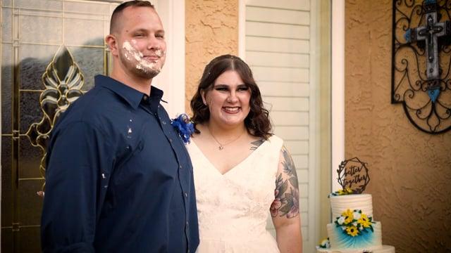 Jordyn + Phillip Wedding Highlights - Tijeras  NM_080621