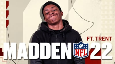 Trent's Opening packs and Whopping Ninjas In Madden 22