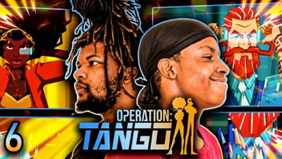 Trent & Flam's Operation: Tango Walkthrough EP. 6