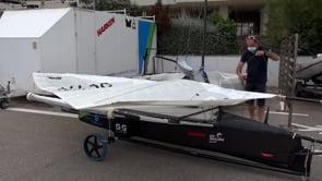 Marc Verdaguer marxa a Itàlia per competir al mundial de la classe Moth