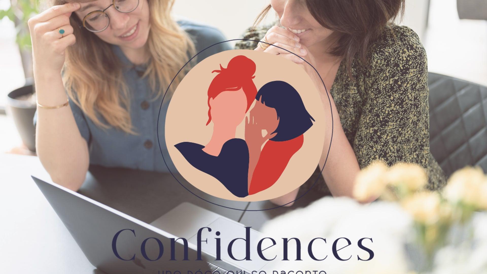 Confidences Déco - Teaser vidéo Instagram