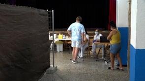 Nova jornada de vacunació sense cita prèvia a l'Escala
