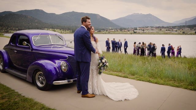 Ally + Brian Wedding Highlights - Estes Park Resort - July 2021