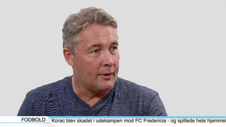 Chris U. Pedersen, Journalist, JydskeVestkysten