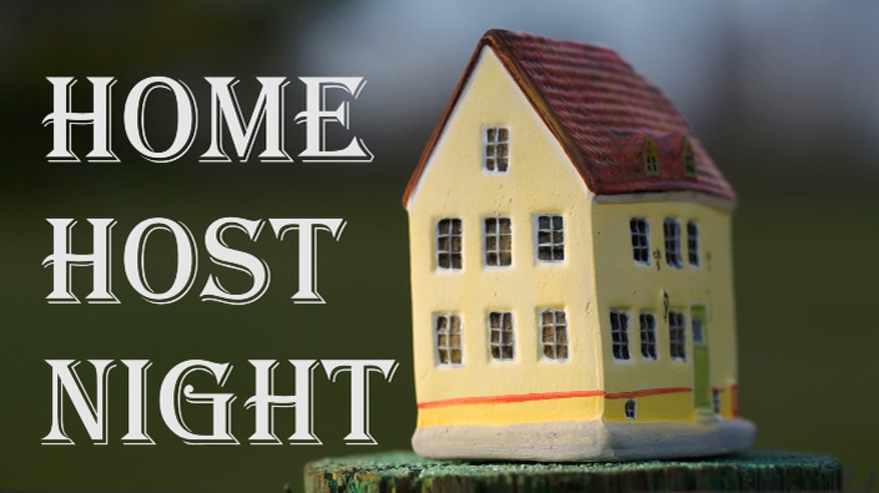 Home Host Night 8-29