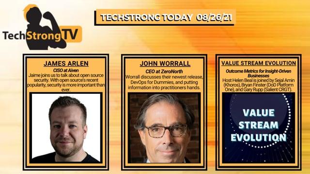 TechStrong TV - August 26, 2021