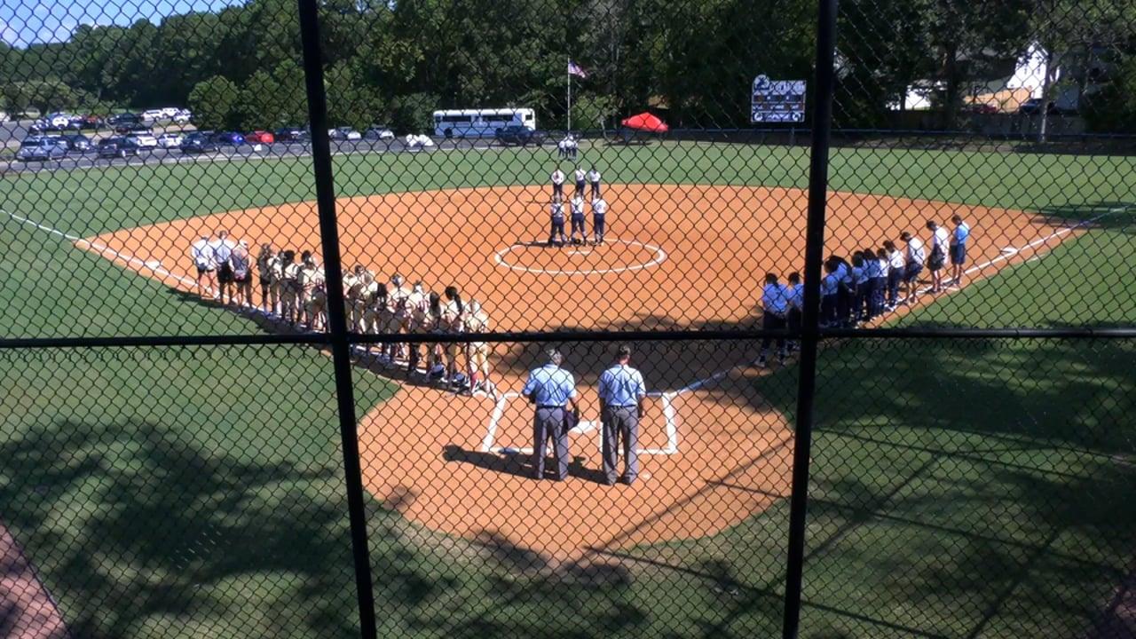 Varsity Softball vs Hartfield - 08-24-21