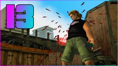 He Blew Himself Up! - GTA Vice City Ep.13