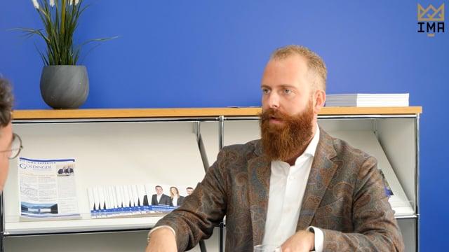 Oliver Goldinger Interview