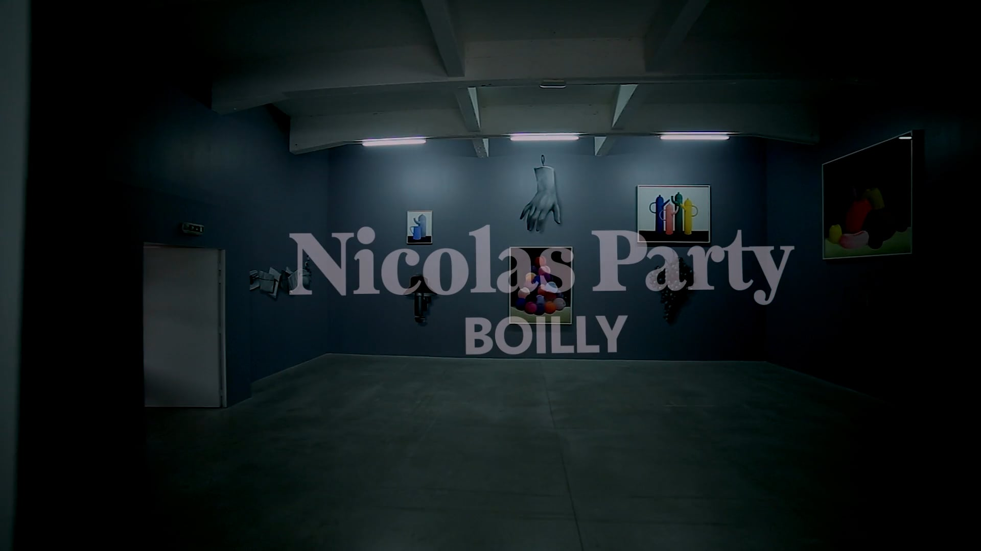Nicolas Party / Boilly at Consortium Museum