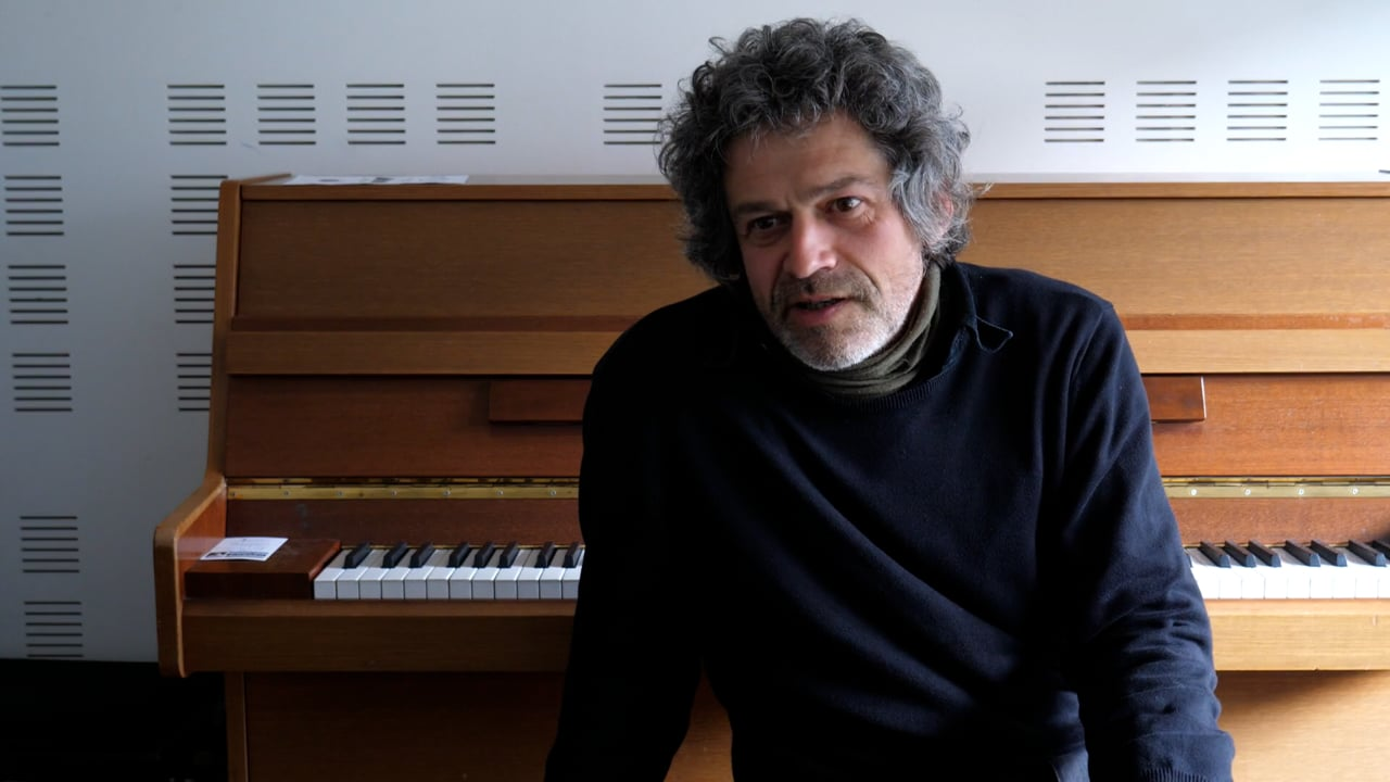 École de musique : Piano - Belá Orban