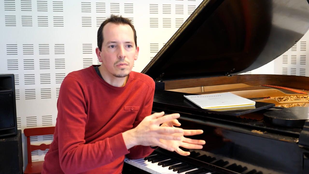 École de musique : Piano - Fabio Godoi