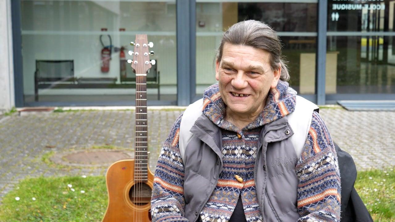 École de musique : Guitare - Jean-Christophe Kaufmann