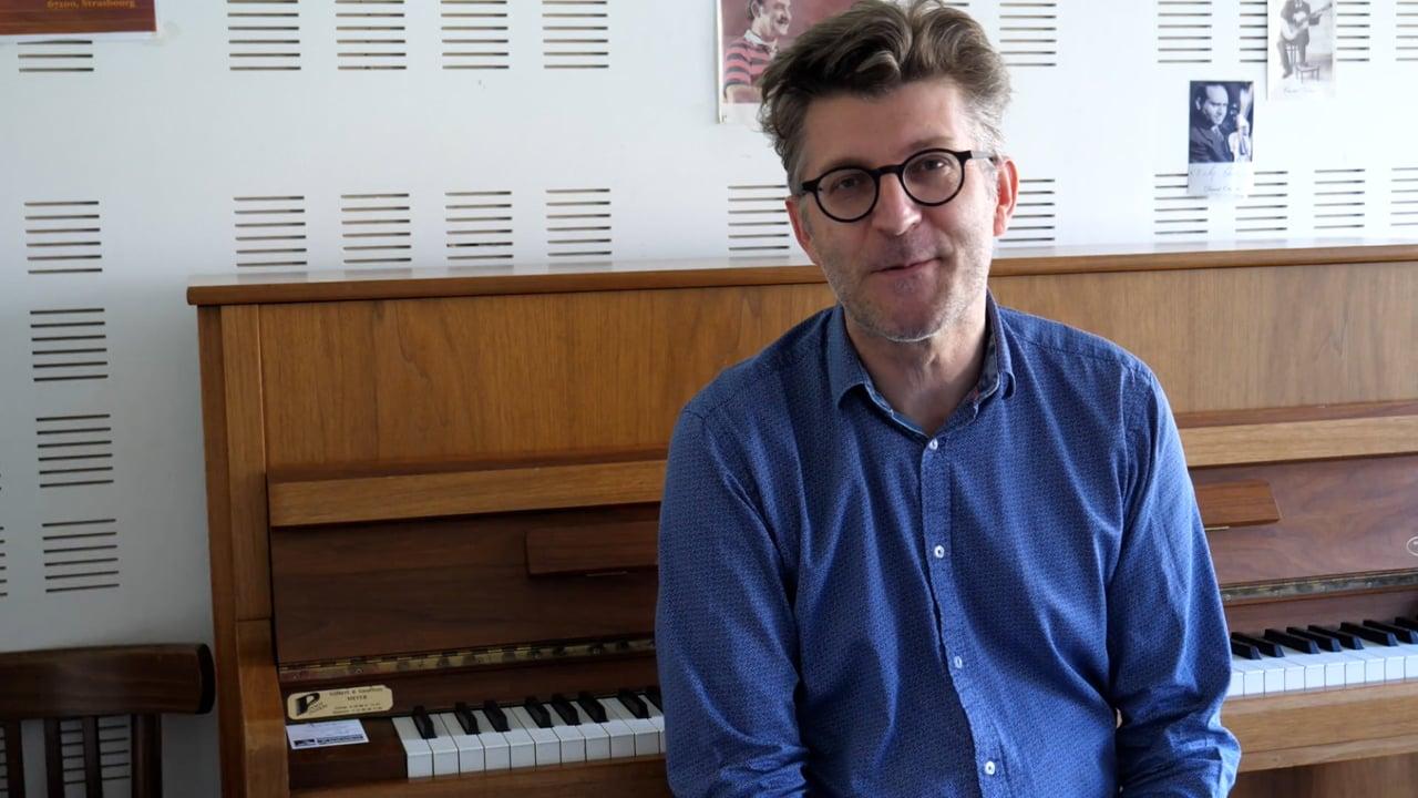 École de musique : Piano - Jean-François Heyl