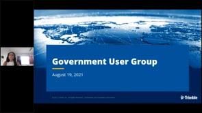 e-Builder Government User Group