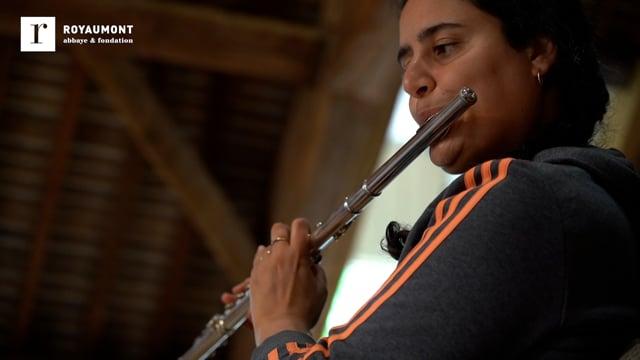 Naïssam Jalal, artiste transculturelle