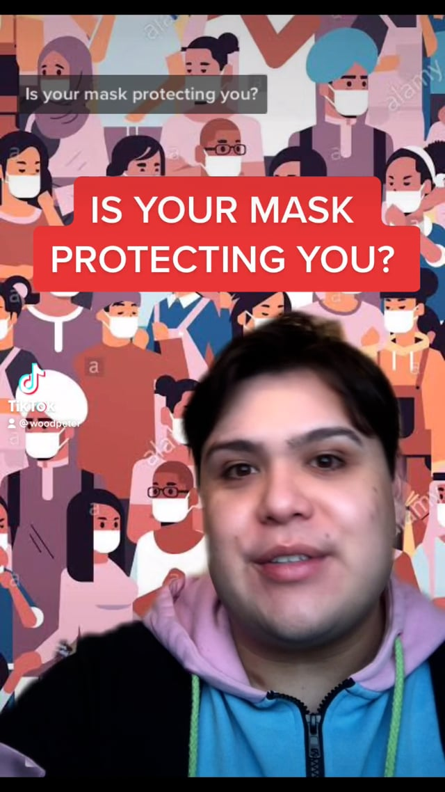 Is your Mask protecting you? – Peter Wood