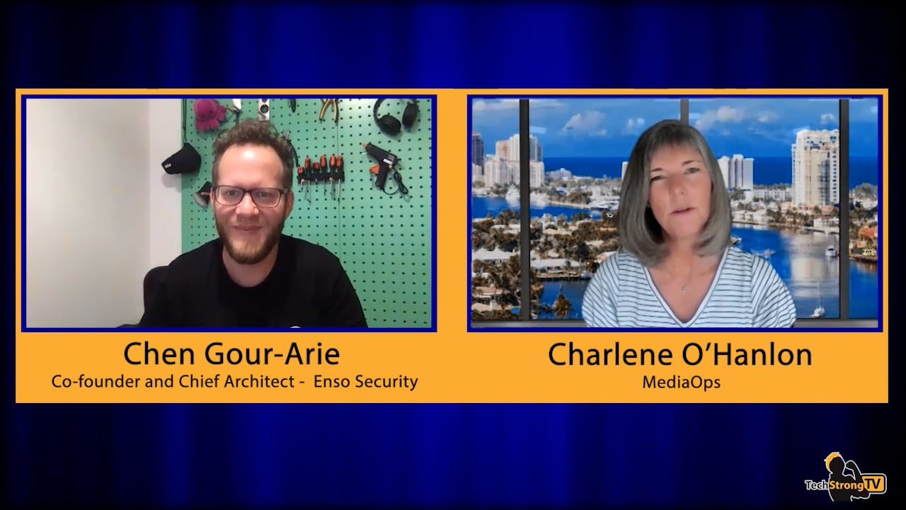 AppSec Map – Chen Gour-Arie, Enso Security