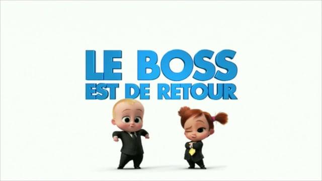 Voix Off • Voice Talent David Joppart - Baby Boss 2 Trailer
