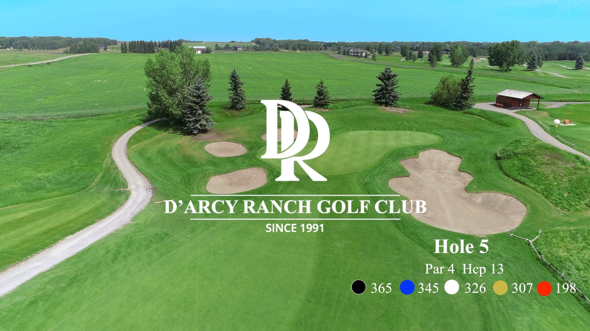 D'Arcy Ranch Hole #5.mp4