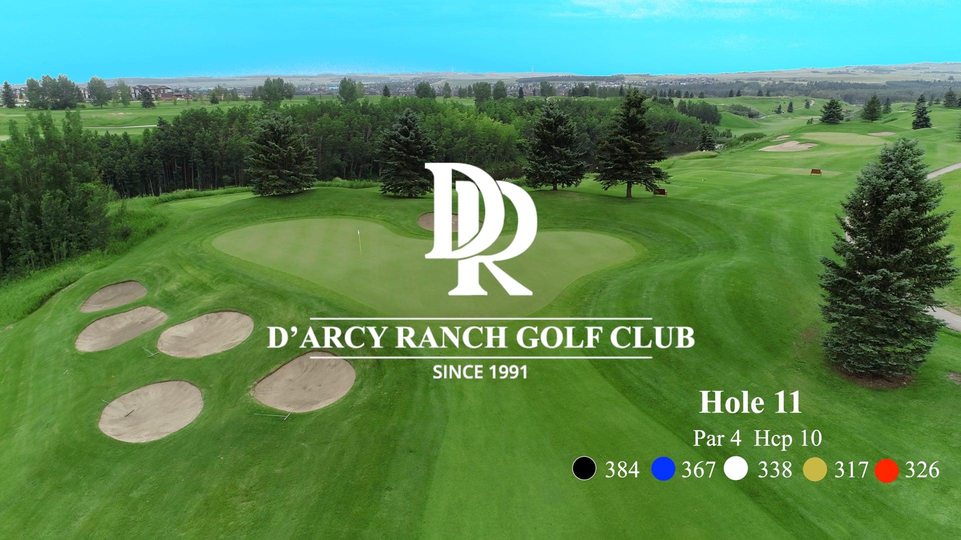 D'Arcy Ranch Hole #11.mp4
