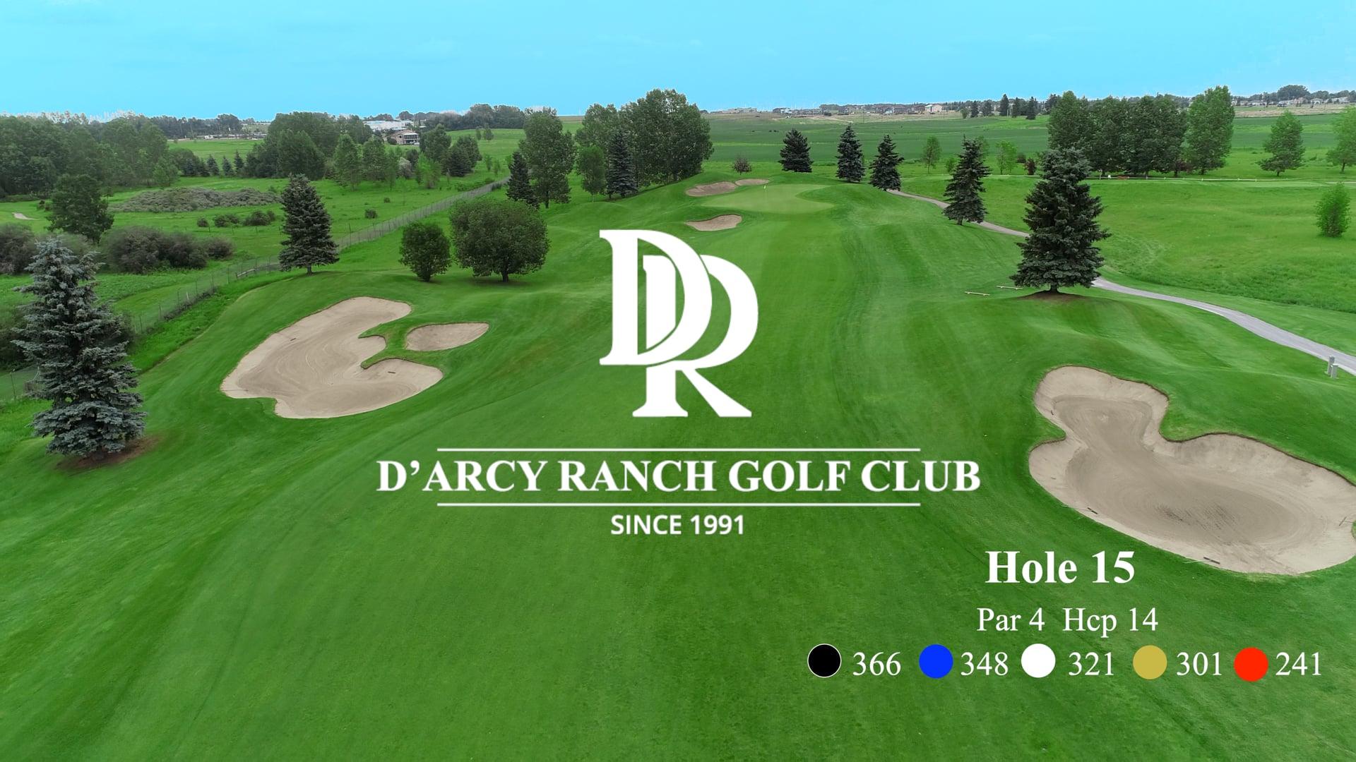 D'Arcy Ranch Hole #15.mp4
