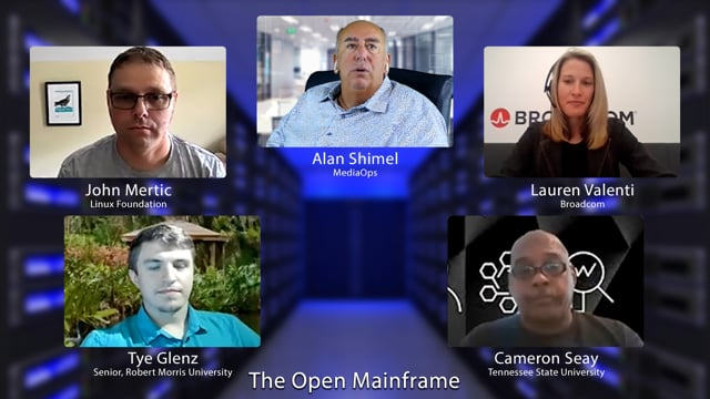 Mainframe Education - The Open Mainframe, Ep. 4