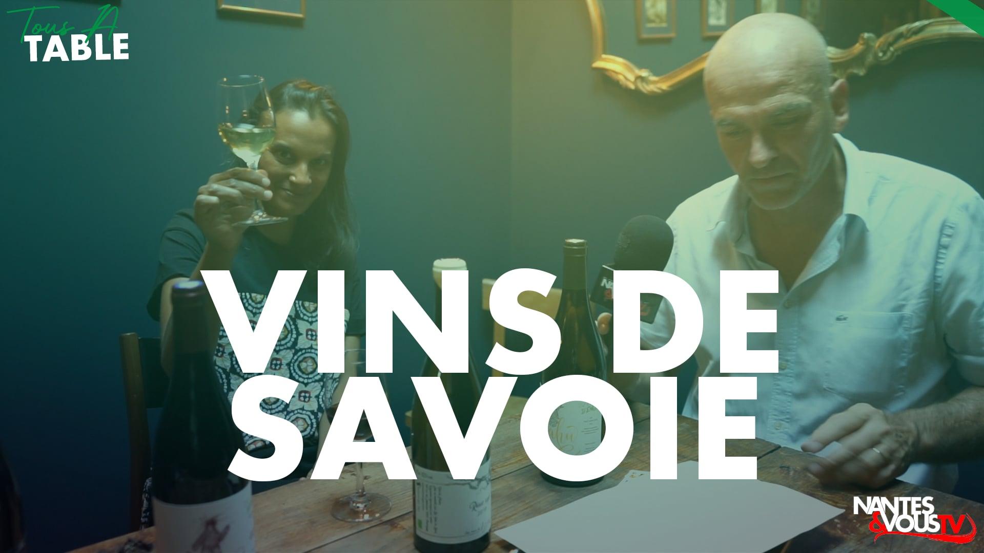Découverte des vins de Savoie à la Mangouste