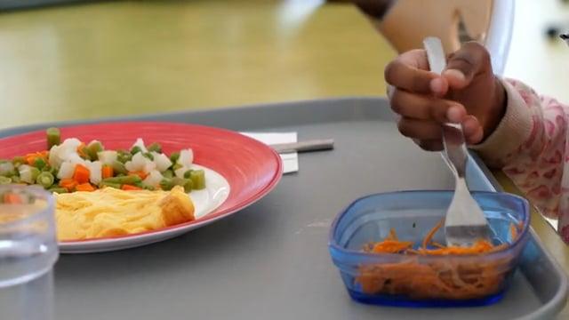 Vimeo Video : La restauration scolaire Jean-Jaurès contre le gaspillage alimentaire