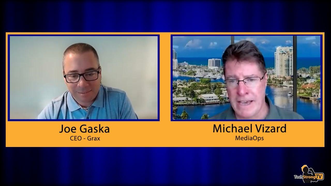 Data Protection Investments – Joe Gaska, Grax