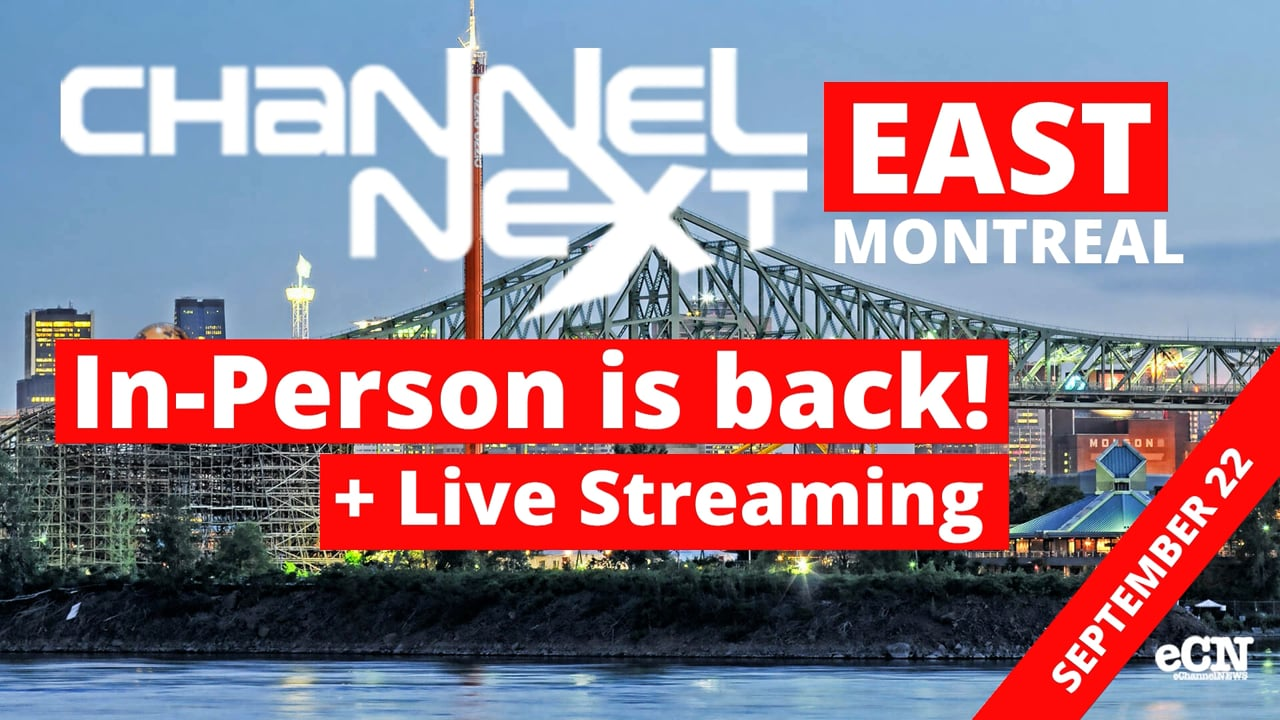 Why ChannelNext Live East