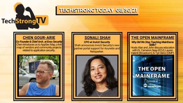 TechStrong TV - August 30, 2021