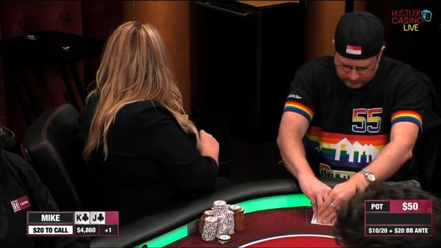 #510: Bad Overfolds at mid stakes live poker