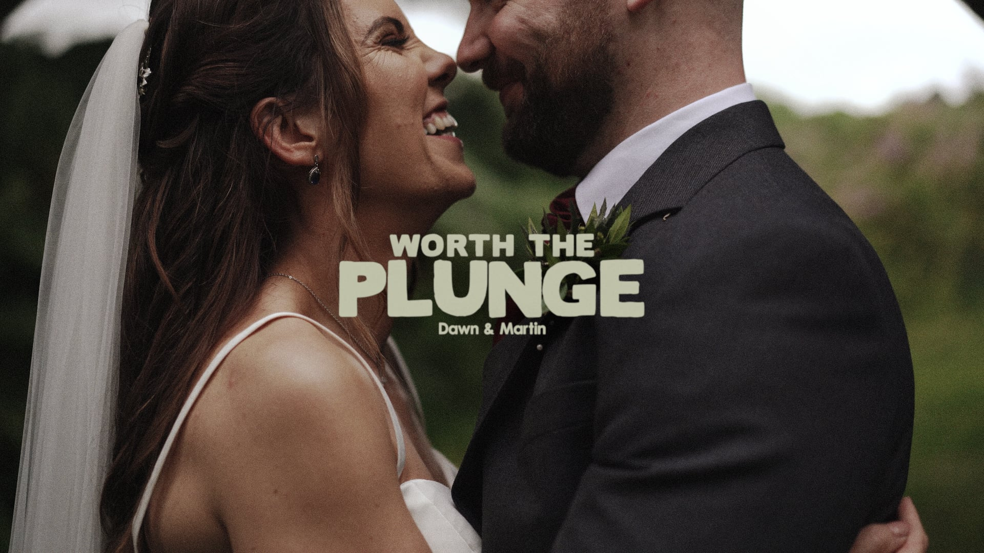 Worth the Plunge by Dawn and Martin