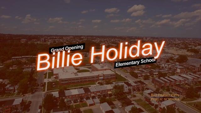 Grand Opening: Billie Holiday Elementary School