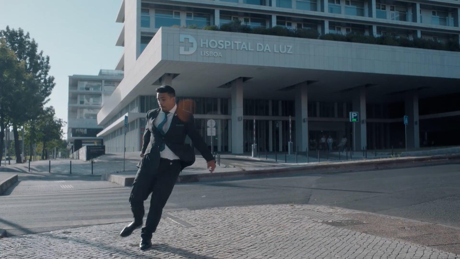 """Hospital da Luz - """"Na Luz Jogamos em Casa"""""""