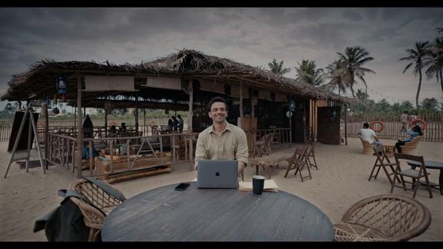 Apple Mac: The Beach